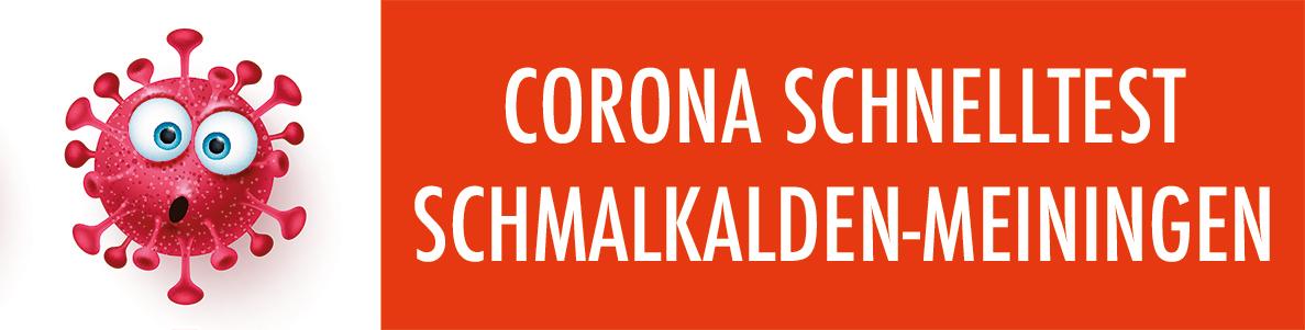 Corona Schnelltest-Zentrum Schmalkalden-Meiningen